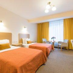 Отель Radi un Draugi 4* Улучшенный номер с 2 отдельными кроватями