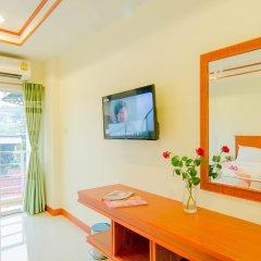 Отель Phaithong Sotel Resort 3* Улучшенный номер с различными типами кроватей фото 6