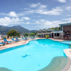 Royal Crown Hotel & Palm Spa Resort открытый бассейн фото 2