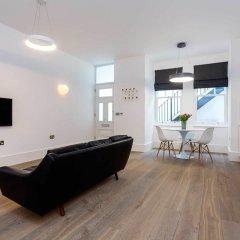 Апартаменты Contemporary Studio in Swiss Cottage 3* Апартаменты с различными типами кроватей