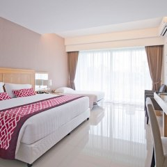 Отель The Par Phuket 3* Номер Делюкс с двуспальной кроватью
