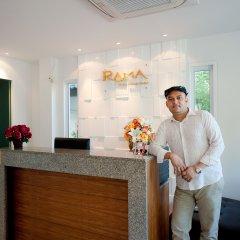 Rama Kata Beach Hotel 2* Стандартный номер с двуспальной кроватью