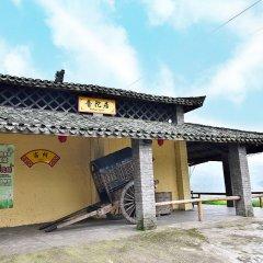 Village Utopia Backpackers Hostel Кровать в общем номере с двухъярусной кроватью