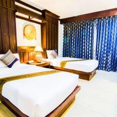 Отель Amata Patong 4* Номер Делюкс с различными типами кроватей фото 2