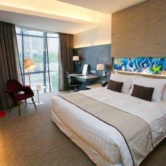 Wangz Hotel 4* Стандартный номер с различными типами кроватей