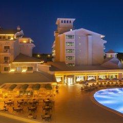 Отель Innvista Hotels Belek - All Inclusive вид с балкона