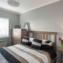 Отель Glasgow City Flats Апартаменты с различными типами кроватей
