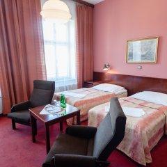 Отель SLAVIA 3* Номер Комфорт с различными типами кроватей
