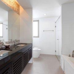 Апартаменты The Regent Phuket Serviced Apartment Kamala Beach ванная фото 4