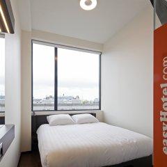 Отель easyHotel Amsterdam City Centre South 2* Стандартный номер с различными типами кроватей