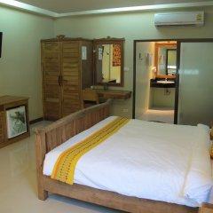 Отель Kata Garden Resort 3* Номер Делюкс с двуспальной кроватью