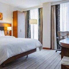 Гостиница Hilton Garden Inn Краснодар (Хилтон Гарден Инн Краснодар) 4* Стандартный номер разные типы кроватей фото 26