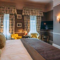 Отель 11 Cadogan Gardens 5* Номер Делюкс с различными типами кроватей