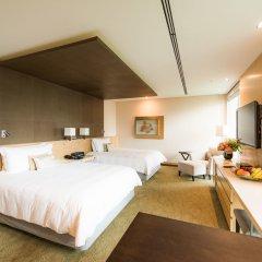 Four Seasons Hotel Tokyo at Marunouchi 5* Улучшенный номер с различными типами кроватей фото 5