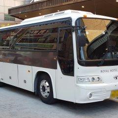 Отель Royal Hotel Seoul Южная Корея, Сеул - отзывы, цены и фото номеров - забронировать отель Royal Hotel Seoul онлайн городской автобус