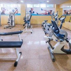 Caprici Hotel фитнесс-зал