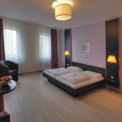 Отель Landhotel Groß Schneer Hof 3* Стандартный номер с двуспальной кроватью