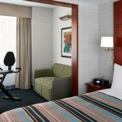 Отель Club Quarters, Central Loop 4* Люкс с различными типами кроватей