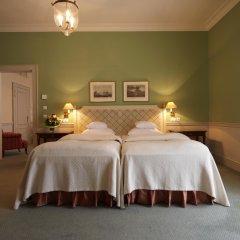 Отель Steigenberger Parkhotel Düsseldorf 5* Улучшенный люкс с различными типами кроватей