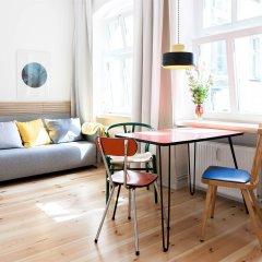 Апартаменты Sunny Boutique Studio Apartment 3* Студия с различными типами кроватей