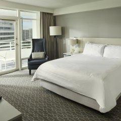 Отель Fontainebleau Miami Beach 4* Номер Делюкс с различными типами кроватей