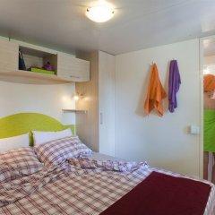 Отель Camping Village Roma Шале с различными типами кроватей фото 3