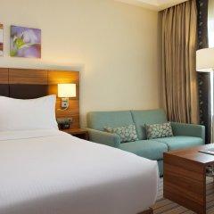 Гостиница Hilton Garden Inn Moscow Новая Рига 4* Стандартный семейный номер с двуспальной кроватью