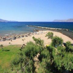 Отель Nautilus Bay пляж
