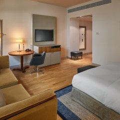 Отель Hilton Cologne 4* Стандартный номер разные типы кроватей фото 13