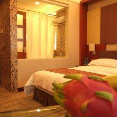 Central Hotel Jingmin 5* Номер Делюкс с различными типами кроватей