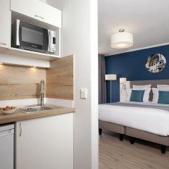 Отель Residhome Paris Gare de Lyon - Jacqueline De Romilly 3* Улучшенная студия с различными типами кроватей