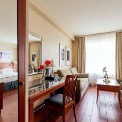 Radisson Blu Ridzene Hotel 5* Номер категории Премиум с различными типами кроватей