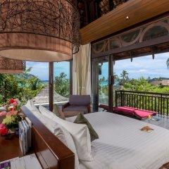 Отель The Vijitt Resort Phuket 5* Вилла разные типы кроватей