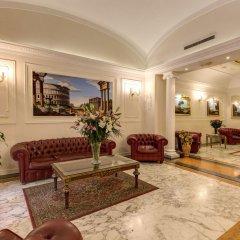 Отель Contilia вестибюль фото 3