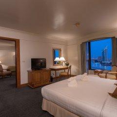 Montien Riverside Hotel 5* Семейный люкс с двуспальной кроватью