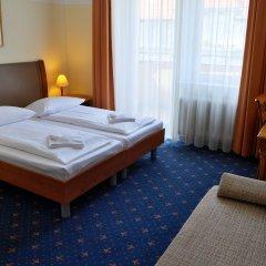 Hotel Europa City 3* Стандартный номер с различными типами кроватей фото 2