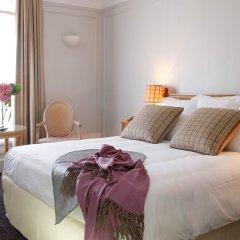 Отель Hôtel California Champs Elysées комната для гостей фото 12