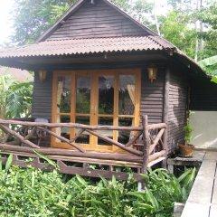 Отель Mook Lanta Boutique Resort And Spa 3* Бунгало Делюкс