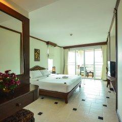 Отель Orchidacea Resort 4* Стандартный номер фото 2