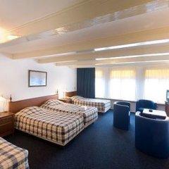 Hotel Prins Hendrik 3* Стандартный номер с различными типами кроватей