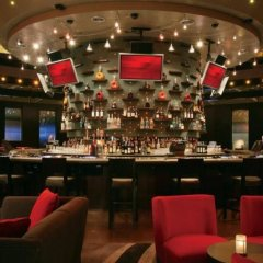 Отель SKYLOFTS at MGM Grand гостиничный бар фото 3