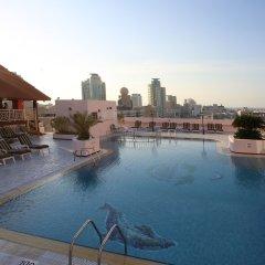 Carlton Palace Hotel открытый бассейн