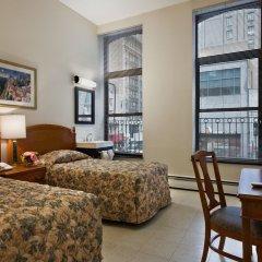 Отель Americana Inn 2* Стандартный номер с различными типами кроватей (общая ванная комната)