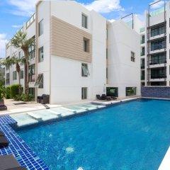Апартаменты The Regent Phuket Serviced Apartment Kamala Beach открытый бассейн фото 6