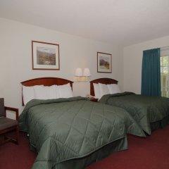 Отель Rodeway Inn And Suites On The River 2* Стандартный номер