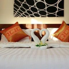 Отель Patong Terrace 3* Улучшенный номер с различными типами кроватей
