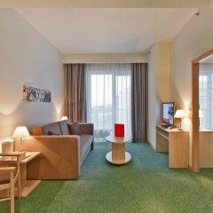Сочи Парк Отель 3* Улучшенный люкс с различными типами кроватей фото 5