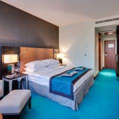 Гостиница Radisson Blu Belorusskaya комната для гостей фото 6