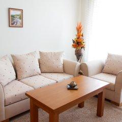 St. Ivan Rilski Hotel & Apartments гостиная