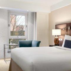 Renaissance Amsterdam Hotel 5* Номер Делюкс с двуспальной кроватью